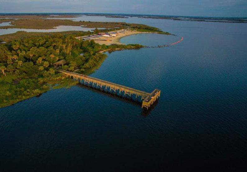 Fort Island Gulf Beach Discover